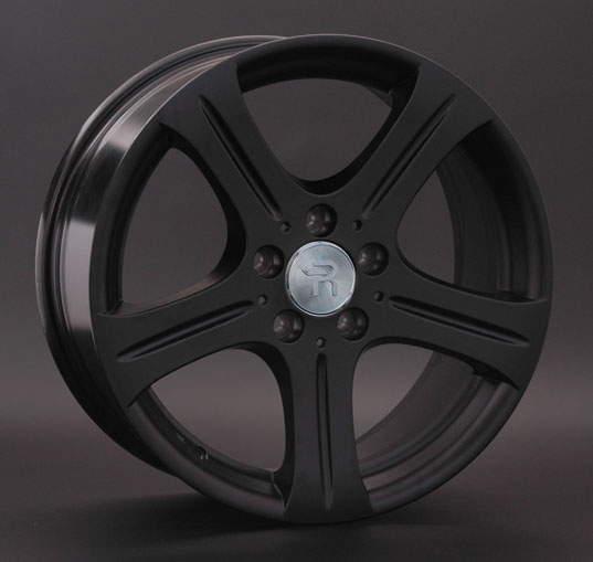 Диск колесный REPLAY MR25 7,5xR17 5x112 ET48 ЦО66,6 черный матовый 014955-070060011
