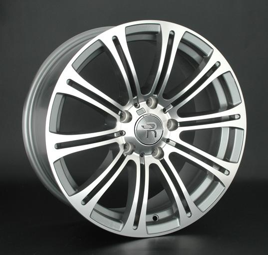 Диск колесный REPLAY B84 8xR18 5x120 ET34 ЦО72,6 серый глянцевый с полированной лицевой частью 001915-050046005