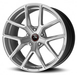 Диск колесный MOMO SUV RF01 9xR20 5x112 ET25 ЦО66.6 серый матовый с полированной лицевой частью 87564451559