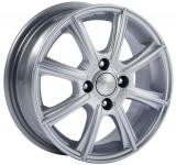 Диск колесный СКАД Монако 5.5xR14 4x100 ET46 ЦО54.1 серебристый 1670308