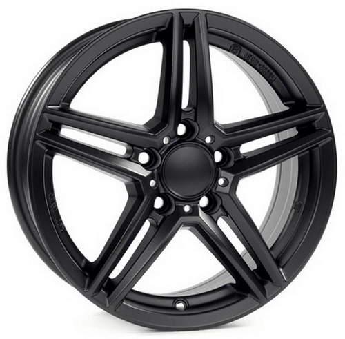 Диск колесный Rial M10X 8,5xR20 5x112 ET53 ЦО66,5 черный матовый M10X-852053M14-5