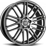 Диск колесный Rial KiboX 9xR20 5x120 ET43 ЦО72,6 серый темный KIBX-902043R27-9