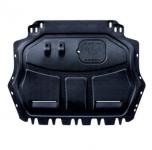 Защита картера и кпп пластиковая для Hyundai Creta (1G) 2016-, рест. 2020-