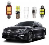 Светодиодные лампочки в салон и боковые поворотники Kapoka для KIA Optima 2018 -