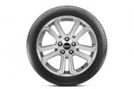 Диск колесный 7,5Jx18 Mobis P2400ADE08 Kia Sorento 2020-