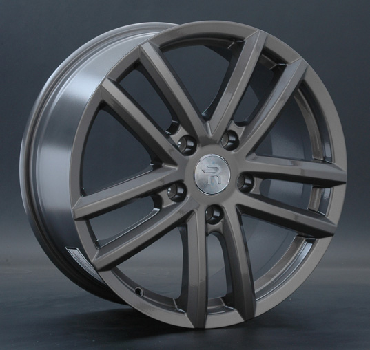 Диск колесный REPLAY VV13 8xR18 5x130 ET57 ЦО71,6 серый темный глянцевый 010332-070029006