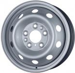 Диск колесный LADA 4x12 3x98 ET40 ЦО58,6 серебристый 111103101015-04