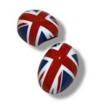 Накладка на боковое зеркало правая Union Jack Mini 51142348087 для Mini Cooper 2015 -
