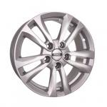 Диск колесный NEO 658 6,5xR16 5x114,3 ET45 ЦО67,1 серебристый rd832365