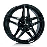 Диск колесный ATS Mizar 7xR17 5x112 ET48,5 ЦО66,5 черный глянцевый MZ70748M82-6