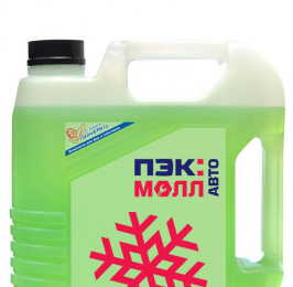 Акция -5% на жидкость для стеклоомывателя
