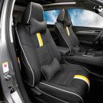 Чехлы на сиденья эко кожа F7X Style для Хавал Ф7Х (Haval F7X)  2019 +
