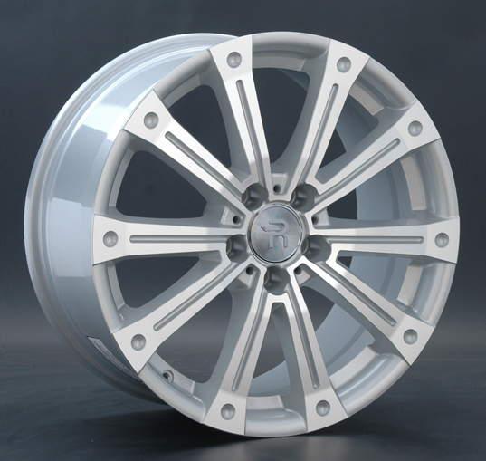 Диск колесный REPLAY MR80 8,5xR18 5x112 ET48 ЦО66,6 серебристый с полированной лицевой частью 013489-040060011