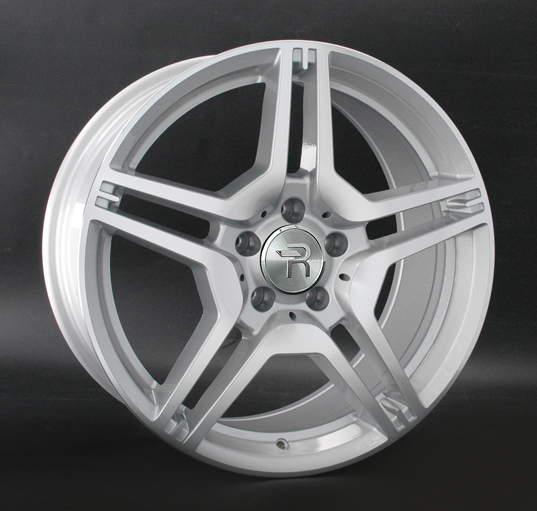 Диск колесный REPLAY MR94 8,5xR18 5x112 ET43 ЦО66,6 серебристый с полированной лицевой частью 024864-040060006