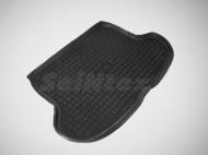 Коврик багажника (полиуретан), черный  Seintex 85539 Infiniti QX50 2008 - 2014