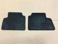 Коврики салона (велюровые,задние) 23490410 для Chevrolet Tahoe IV 2015-
