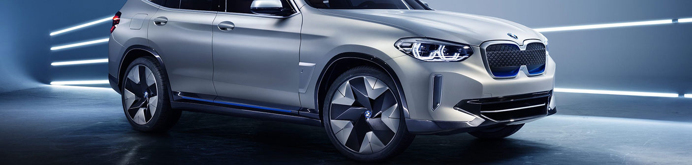 BMW готовится к выпуску iX3