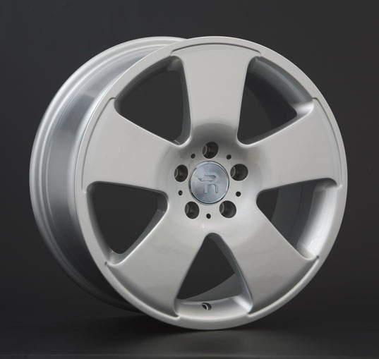 Диск колесный REPLAY MR49 8xR17 5x112 ET38 ЦО66,6 серебристый 014895-070060006