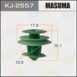 Клипса автомобильная (автокрепеж), уп. 50 шт. Masuma KJ-2557