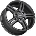 Диск колесный MAK Veloce Light 6.5xR16 5x114.3 ET40 ЦО76 серый тёмный матовый F6560FOMT40FF