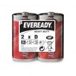 Солевая батарейка EVEREADY HDE301155600 D (R20) SHP2