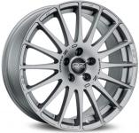 Диск колесный OZ Superturismo GT 7xR18 4x108 ET42 ЦО75.0 серебристый W01686202P5