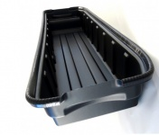 Поддон - органайзер в багажник (пластик) Suzuki 990E0-78R30-000 для Suzuki Jimny 2019 -