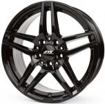 Диск колесный ATS Mizar 7,5xR16 5x112 ET45 ЦО66,5 черный глянцевый MZ75645M82-6