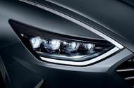 Фара передняя светодиодная Mobis для Hyundai Sonata ( Хендай Соната ) 2020 -