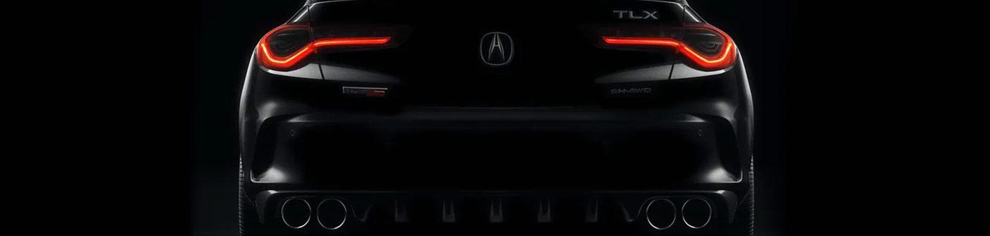 Анонсирован седан Acura TLX второго поколения