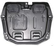 Защита картера (марганцевый сплав) Honda C-RV 2017-