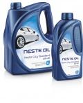 Моторное масло синтетическое Neste CITY STANDARD 5W40 4 л