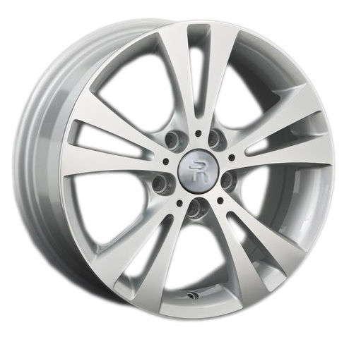 Диск колесный Replay VV20 8xR18 5x112 ET41 ЦО57,1 серебристый 000871-040029006