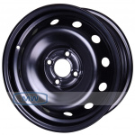Диск колесный Magnetto 15001 AM 6xR15 4x100 ET50 ЦО60 черный 15001 AM