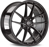 Диск колесный OZ Leggera HLT 9.5xR19 5x120 ET35 ЦО79 чёрный глянцевый W01987203O2