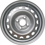 Диск колесный LADA 6xR15 4x100 ET40 ЦО60,1 серебристый 99995-3101015-01