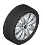 Диск колесный R18 Spoke 533 (серебро) Mini 36116856033 для Mini Cooper Countryman 2016 -