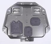 Защита картера и кпп, алюминиевая для Haval F7X (Хавал Ф7Х)