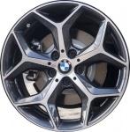 Диск колесный R18 Y-spoke style 569 36116856070 для BMW Х1 (F48) 2015-
