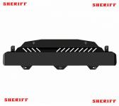 Защита радиатора  SHERIFF для SsangYong Tivoli 2017 -