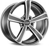 Диск колесный OZ Montecarlo HLT 11,5xR20 5x130 ET59 ЦО71,6 серый темный матовый с полированной лицевой частью W0195600149