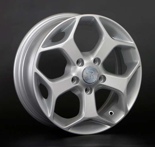 Диск колесный Replay FD12 8xR18 5x108 ET55 ЦО63,3 серебристый 021046-070132003