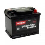Аккумуляторная батарея PATRON   PB60-500L