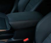 Чехол на подлокотник (черный) Honda CRV 2020-