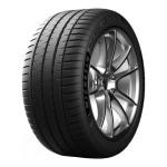 Шина автомобильная Michelin Pilot Sport-4S 255/40 R20, летняя 101Y