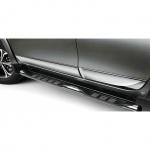 Молдинги на низ дверей (хром) Fiat 71807575 для Fiat Fullback 2016 -