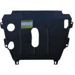 Защита картера (сталь, толщина 2 мм) МОТОДОР 04205 для Geely Emgrand X7 2017 -