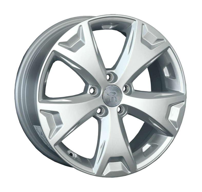 Диск колесный Replay SB15 7xR17 5x100 ET55 ЦО56,1 серебристый 079724-990254002
