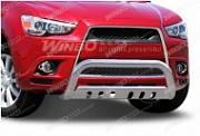 Кенгурятник WINBO для Mitsubishi ASX 2010-2012