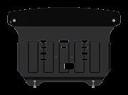 Защита картера и КПП KIA R4010C5100  для Sorento Prime (2015 - по н.в. )